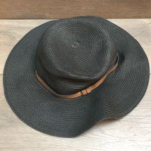 Nordstrom Floppy Straw Beach Hat